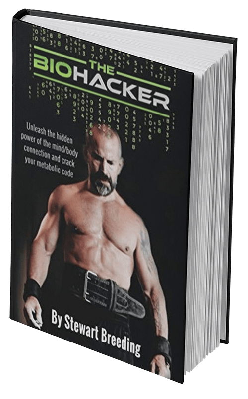 S2 Method cover of The Biohacker book by Stewart Breeding, CPT
