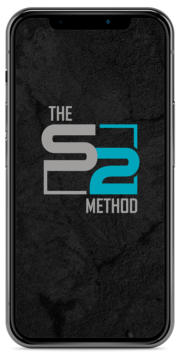 S2 Method phone screen for The S2 Method